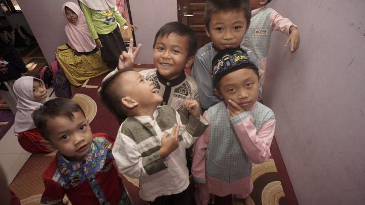 buka bersana anak yatim